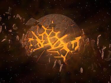 Космическа катастрофа ще има в орбитата на Уран
