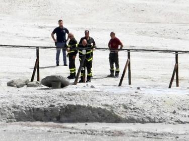Семейство с 11-годишно момче загина във вулкан в Италия