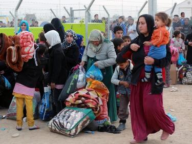Новите пътища на бежанците към Европа: През Румъния и Испания