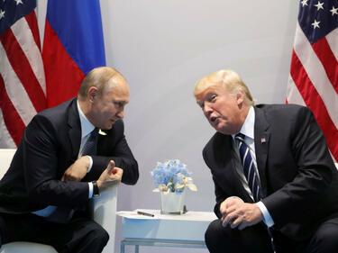 """""""Файненшъл таймс"""": Путин си вкара грандиозен автогол, помагайки на Тръмп"""