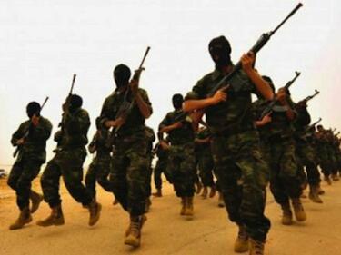 """Стотици главорези на """"Ислямска държава"""" пред портите на Европа"""