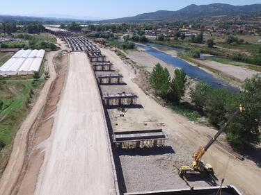 Отварят предсрочно магистралата до Сандански
