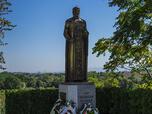 София с 5-метров паметник на Цар Симеон Велики