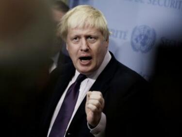 Борис Джонсън си представя Брекзит: Разко, бързо и безплатно