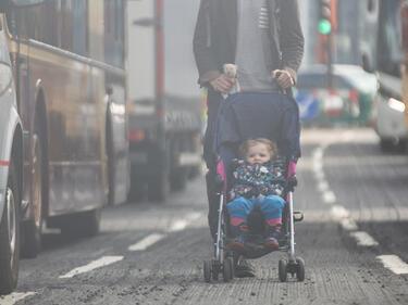 МОСВ предупреди общините да вземат мерки за по-чист въздух