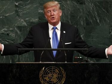 Обиденият Тръмп налага нови санкции на Северна Корея