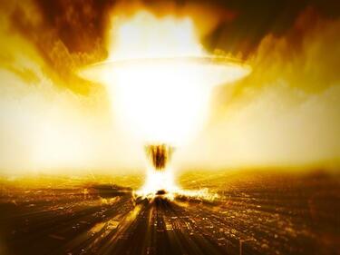 Двама луди лидери с бомби се обвиняват в лудост! Мирише на ядрена война