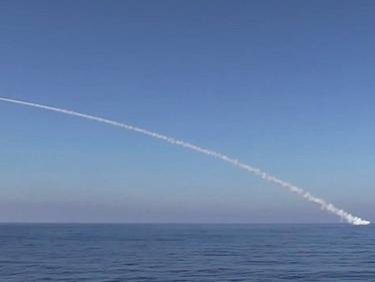 """Руска подводница атакува с ракети """"Ал Нусра"""" в Идлиб (ВИДЕО)"""