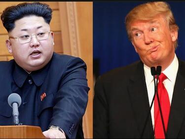 Светът изтръпна! Туит на Тръмп разлюти Ким: САЩ ни обявиха война