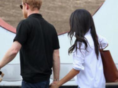 Принц и актриса празнуват една година любов в Канада (ВИДЕО)