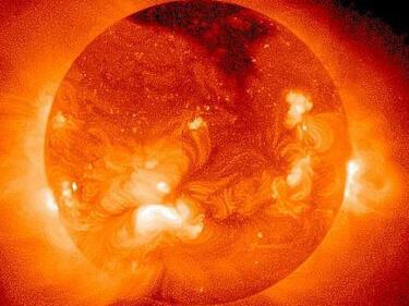 НАСА изпраща станция в короната на Слънцето