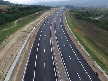 От София до Гърция само по магистрала след 6 години, до Варна – след 8
