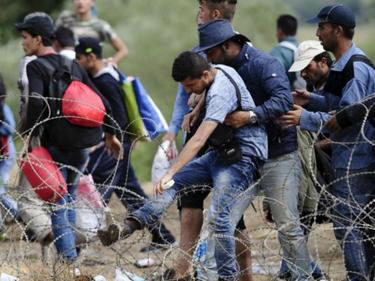 Турция спря 236 мигранти при опит да влязат в Гърция