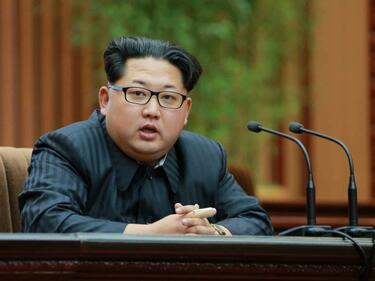 """Северна Корея заплаши САЩ с """"ядрена катастрофа и море от огън"""""""