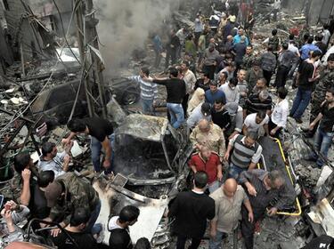 Септември 2017 г. е най-кървавият месец за Сирия! Над 3000 жертви