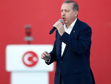 Случващото се в Сирия и Ирак било вътрешен въпрос за Анкара