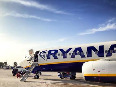Изгониха шеф на Ryanair заради кризата с полетите