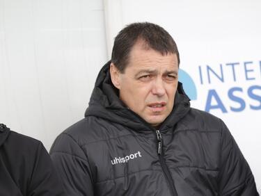 Хубчев: Играхме силно, но нямахме лидер