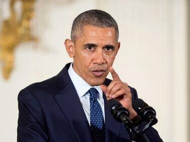 Обама с мащабен призив за борба с климатичните промени