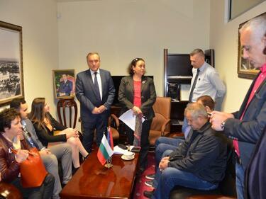 Мароко кани наши фирми да участват в инфраструктурни проекти