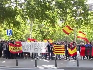 Мадрид започва конституционни реформи заради Каталуния