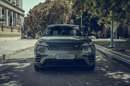 Новата звезда в семейство Range Rover (СНИМКИ)