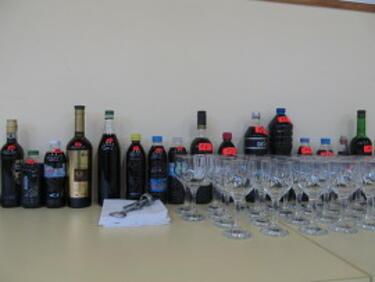 Българско вино на румънски фестивал