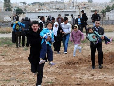 Турция спря бежанска вълна към България и Гърция