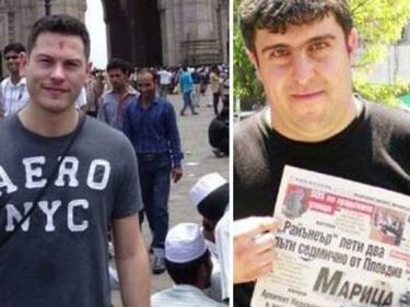 Полицията спипа измамника Александър/Спас