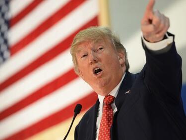 Тръмп с нова стратегия срещу агресията на Иран