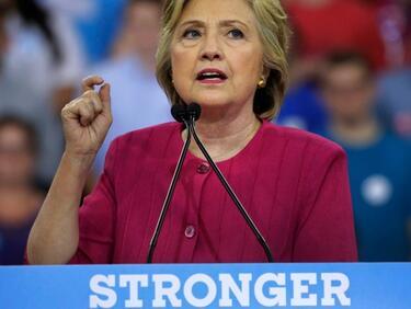 WikiLeaks – клон на руския шпионаж, според Хилъри Клинтън