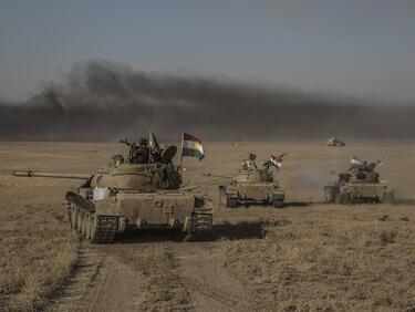 Задава ли се нова война в Близкия Изток?