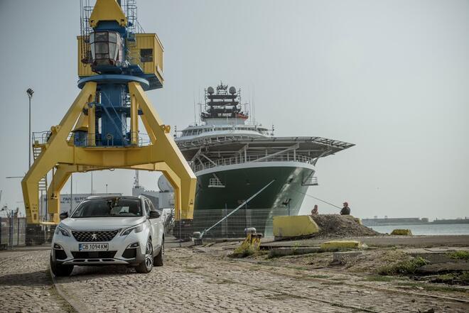 Най-новата звезда сред големите SUV, by Peugeot (СНИМКИ)