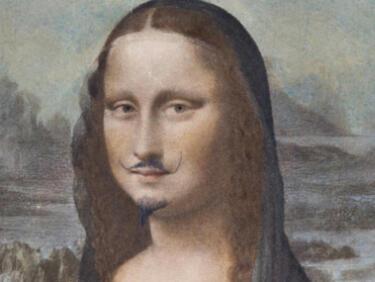 Мустакатата Мона Лиза е продадена за 631,5 хиляди евро