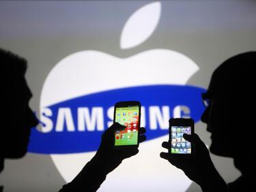 Аpple и Samsung отново се срещат в съда