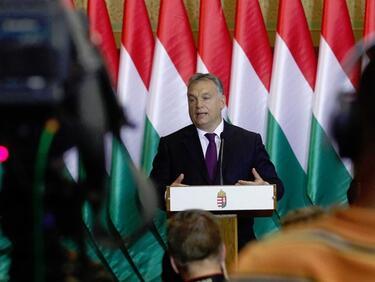Орбан: Някой искаше да прекрои етнически Европа