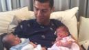 Кристиано Роналдо разкри името на четвъртото си дете