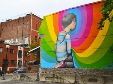 Графити фестивал в София