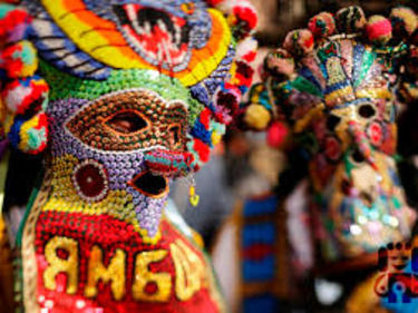 Парад в Мексико