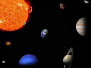 Астроном: Слънчевата система някога е била с две звезди