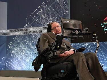Стивън Хокинг пак предупреди за опасността от Изкуствения интелект