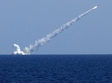 """Русия проведе масирана атака срещу """"Ислямска държава"""" в Сирия"""