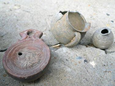 Изложба на спасени от иманяри находки в Пазарджик