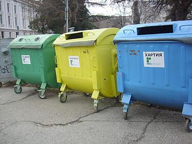 Столични фирми ще плащат за реално изхвърлените отпадъци