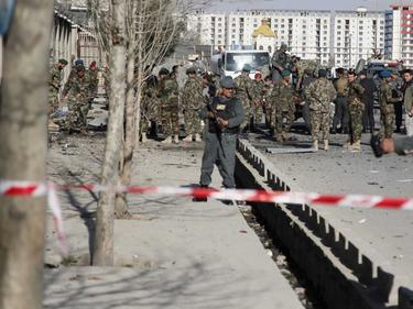 Терористи нападнаха телевизия в Афганистан