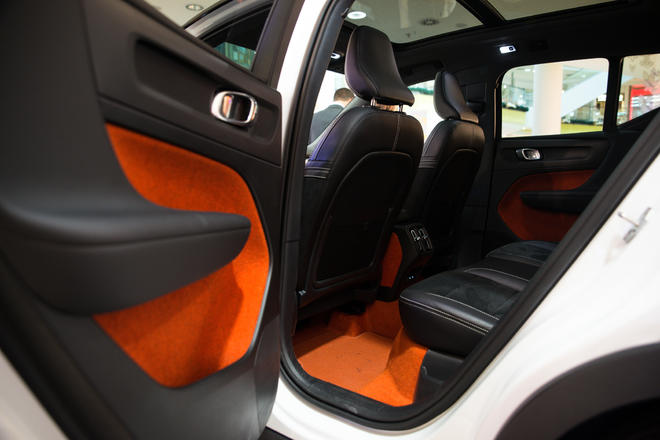 Изцяло новото Volvo XC40 предпремиерно в България