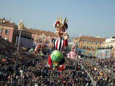 В Германия започва карнавалния сезон