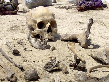"""Намериха масов гроб на жертви на """"Ислямска държава"""""""