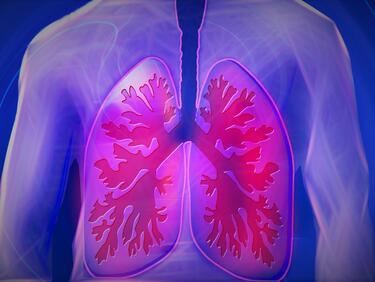 Мъжете най-уязвими към рак на белите дробове