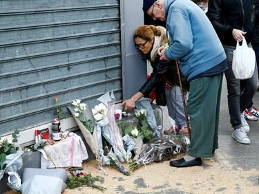 Отбелязаха годишнината от кървавите атентати в Париж